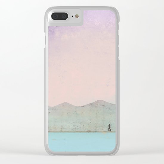 Beautiful View Clear iPhone Case