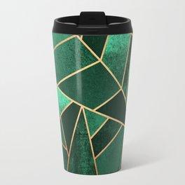 Emerald and Copper Travel Mug