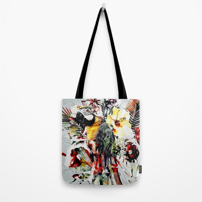 PARROT IV Tote Bag