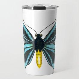 Queen Alexandra' s birdwing butterfly Travel Mug