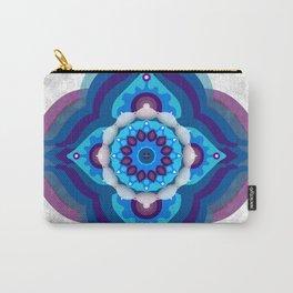 Blue Goddess Carry-All Pouch