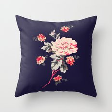Bouquet | Floral Throw Pillow