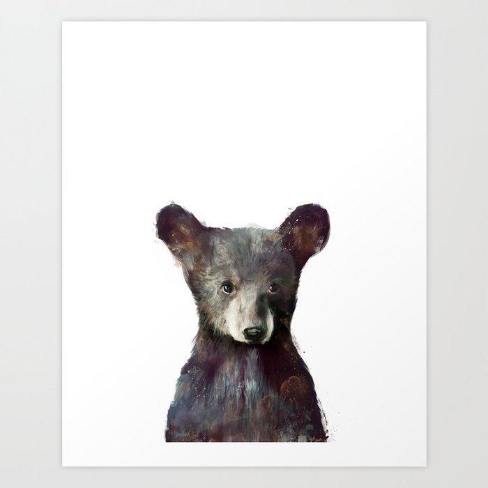 Little Bear Kunstdrucke