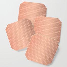 Art Deco Pattern 1 [ROSE GOLD] Coaster