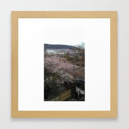 Reading, PA Framed Art Print