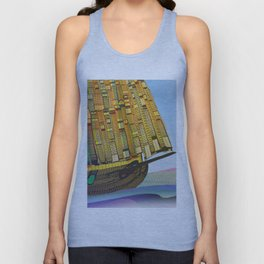 Sailing to the Summer Unisex Tank Top