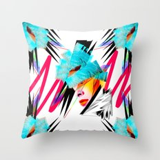 HION Throw Pillow