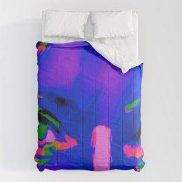 Cobalt Blue Debbie Comforters