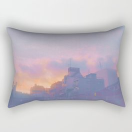 V A N I L L A  S K Y Rectangular Pillow