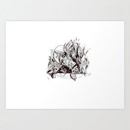 Idiophone Art Print
