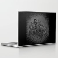 kafka Laptop & iPad Skins featuring Parkeresque by Salih Gonenli