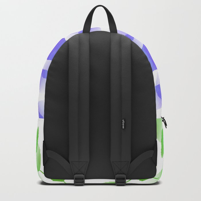 Leaves Descent Backpack