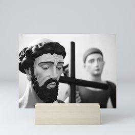 Catholic saints Mini Art Print