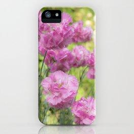 Can't Get Enough of Pinks! iPhone Case