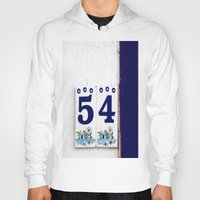 number Hoodies featuring door number by gzm_guvenc