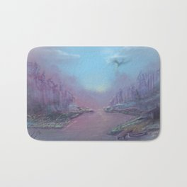 Lavender Mist Bath Mat