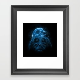 a force of nature - starwars Framed Art Print