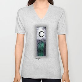 Enso No, mm12 Unisex V-Neck