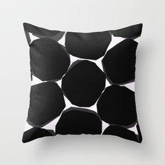 BWPattern20 Throw Pillow