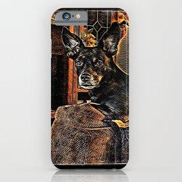 The Mo Mo iPhone Case