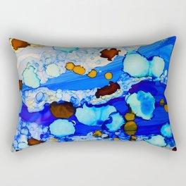 Abstract 23 Rectangular Pillow