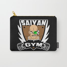 Anime Gym Baldy Head version Carry-All Pouch