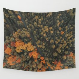 Autumn Passage Wall Tapestry