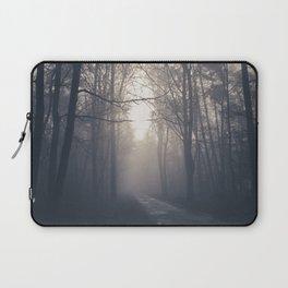 misty morning Laptop Sleeve