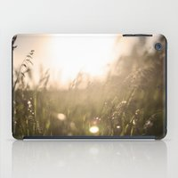 focus iPad Cases featuring Focus by Sarah Zanon