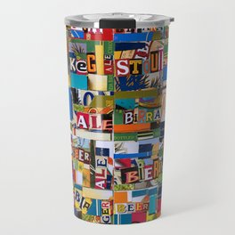 Beer by any Name Travel Mug