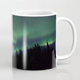 Manitoba aurora Coffee Mug