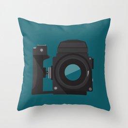 Camera Series: ETR Throw Pillow