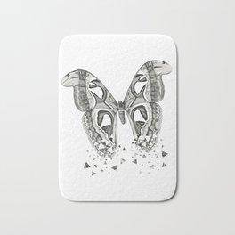 Atlas Moth Bath Mat