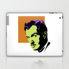Vincent Price (Colour) Laptop & iPad Skin
