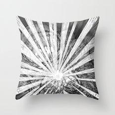 Whiteout Throw Pillow