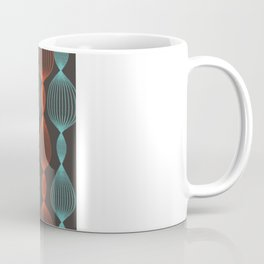 Geo Bulbs Coffee Mug