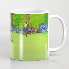 The Big Steal - Soccer Players Coffee Mug