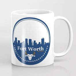 The City of Fort Worth a.k.a The Funk Coffee Mug