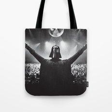 Darth Vader rocks the party Tote Bag