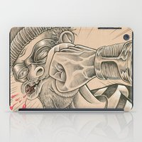 justice iPad Cases featuring Justice! by AfrAsian