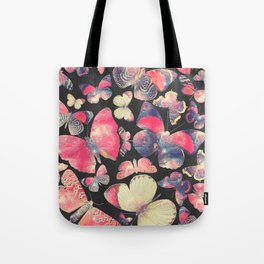 Come with me butterflies II. Tote Bag