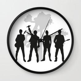 You2JT Wall Clock