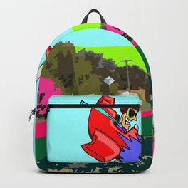 Sky Wildman Returns Backpack