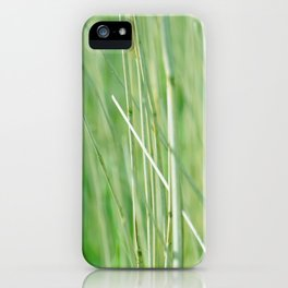In the Long Grass iPhone Case