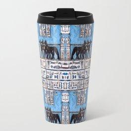Egyptian Pattern VI Travel Mug