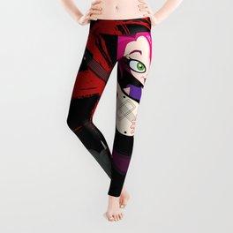 Punk Girl Leggings