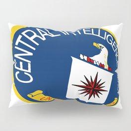 CIA Shield Pillow Sham