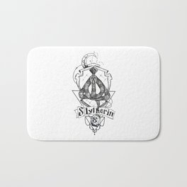 The Cunning House of Slytherin Bath Mat