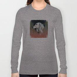 Saluki I - Illustrious dogs. Long Sleeve T-shirt