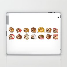 Puglie Food Collection 2 Laptop & iPad Skin